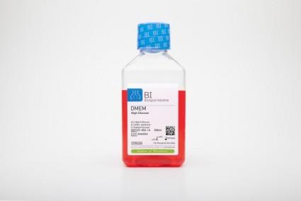 DMEM, high glucose, with glutamine