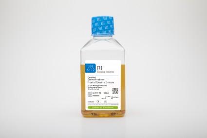 Fetal Bovine Serum (FBS), US Origin, Gamma-irradiated
