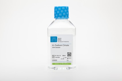 Sodium Citrate Solution (0.8%)