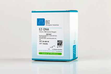 EZ-DNA Genomic DNA Isolation Kit