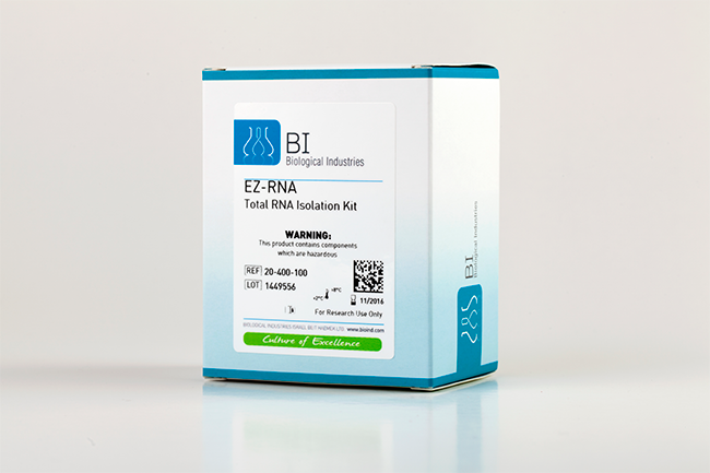 Ez Rna Total Rna Isolation Kit For Rna Extraction And Isolation