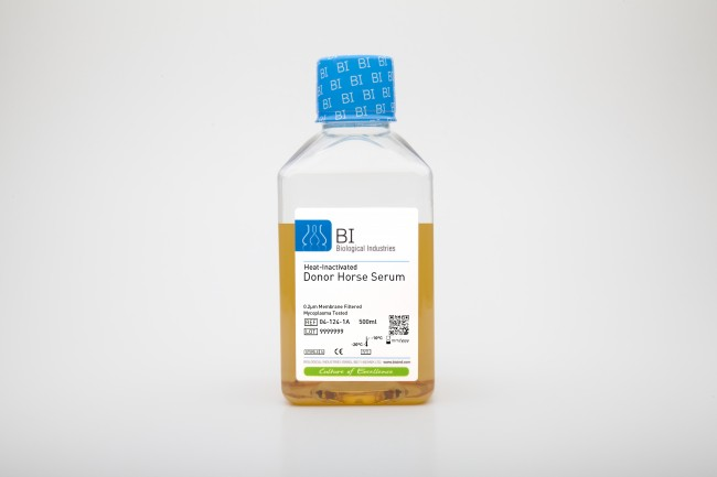 Heat Inactivated Donor Horse Serum - Biological Industries